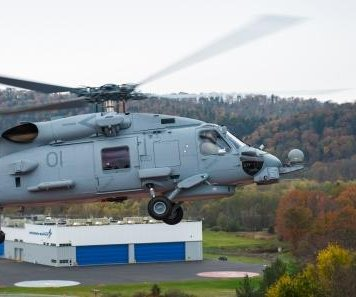 Australia commissions MH-60R Seahawk training simulator