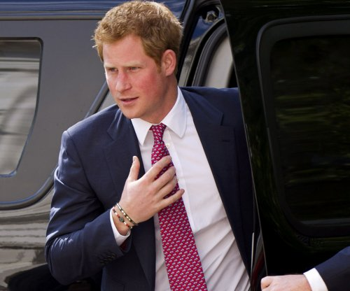 Prince Harry celebrates 31st birthday with tour of WWII aircraft