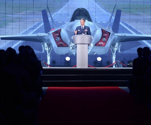 Hill Air Force Base welcomes F-35