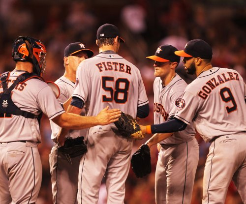 Doug Fister, Houston Astros halt St. Louis Cardinals' winning streak