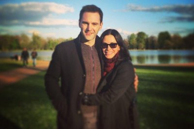 Courteney Cox celebrates 'great' birthday with Johnny McDaid