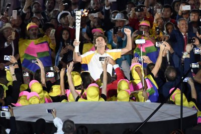 Rio Olympics kicks off two weeks of competition with Opening Ceremony