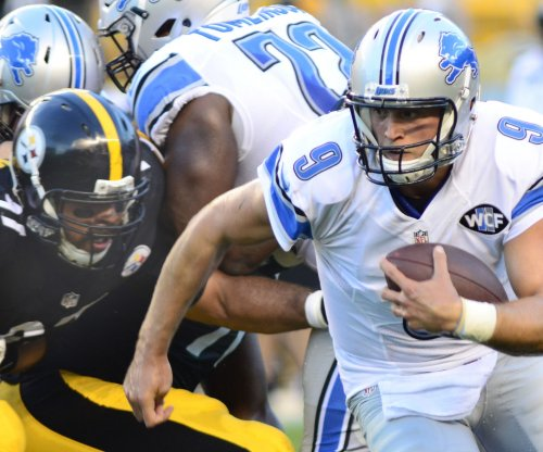Detroit Lions rally to defeat Pittsburg Steelers in preseason opener