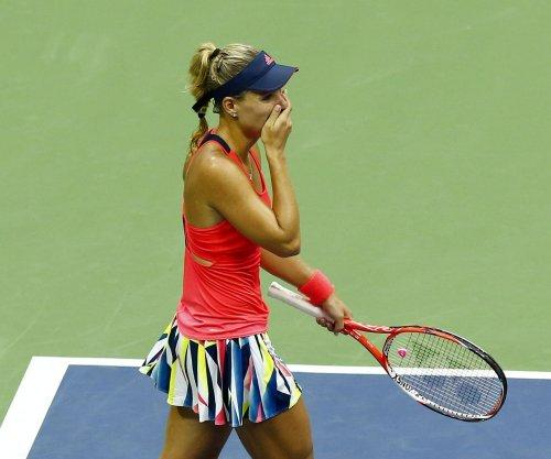 Angelique Kerber, Simona Halep, Karolina Pliskova ousted in upset day at China Open