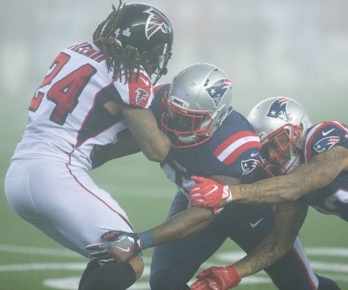 Falcons RB Devonta Freeman upbeat after 2nd opinion