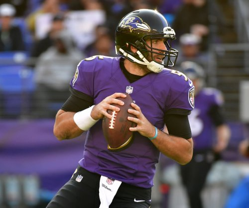 Ravens enter offseason searching for offense