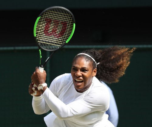 Wimbledon 2018: Serena Williams claims spot in women's final