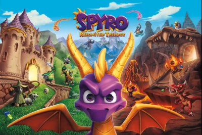 'Spyro Reignited Trilogy' release pushed to November