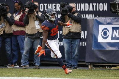 Bears start three-game division stretch vs. Lions