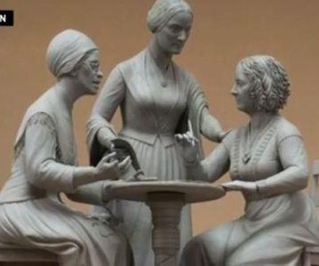 3 female pioneers to be honored with statue in NYC's Central Park