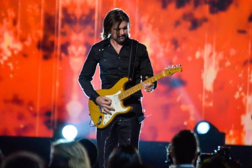 Juanes honored as Latin Recording Academy Person of the Year