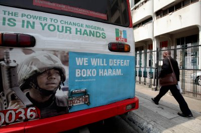 Nigerian military rescues 344 kidnapped schoolboys
