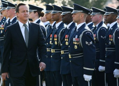 Cameron praises Azeri role in natural gas
