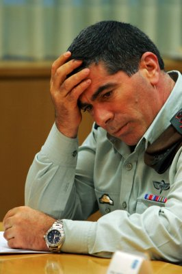 Israeli Army chief calls for involvement