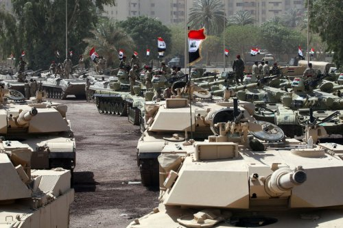 Iraq says it can prevent coup attempts