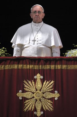 Priest: Pope's 'atheist' homily, salvation consistent