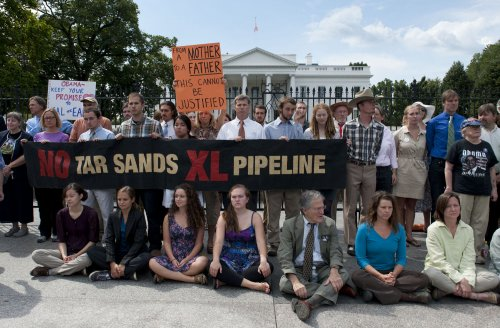 Trust collapses over Keystone XL