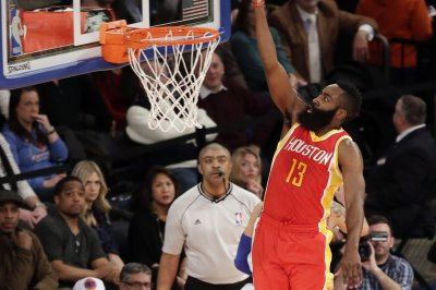 Houston Rockets topple Indiana Pacers behind Harden's 45