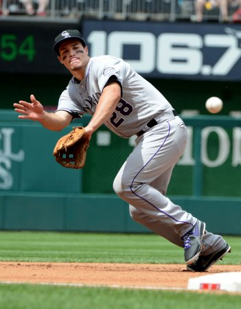 Rockies ream the Royals