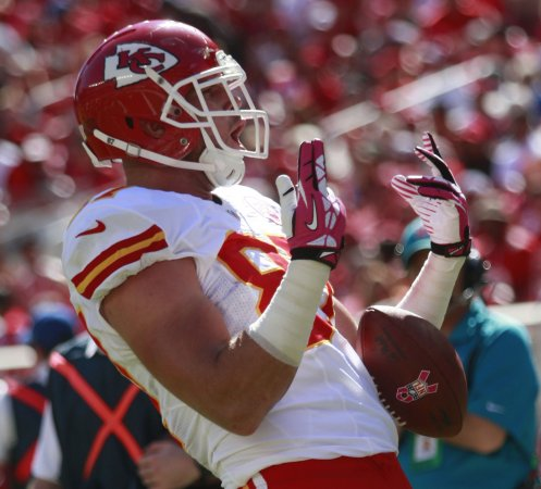 Chiefs try to avoid trap in Oakland