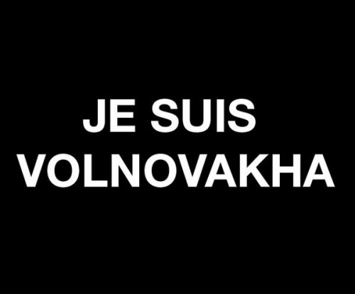 Ukraine's president calls attention to crisis in east with #JeSuisVolnovakha campaign