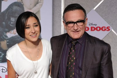 Robin Williams is remembered by daughter Zelda in 'Today' interview