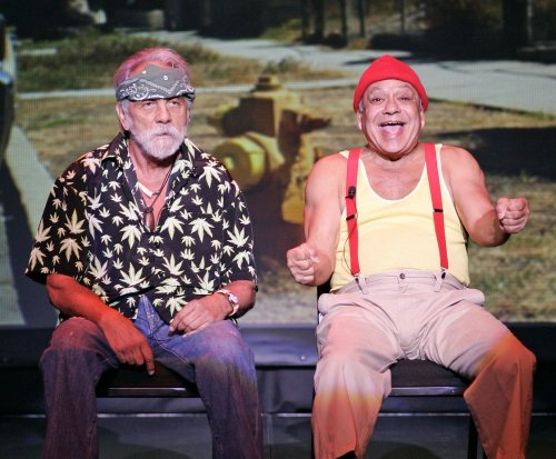 Tommy Chong on rectal cancer diagnosis: 'I'm using cannabis like crazy now'