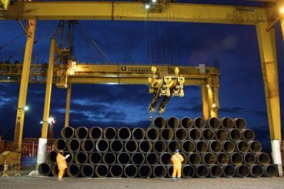 Build contracts awarded for European gas pipeline
