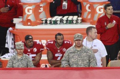 San Francisco 49ers' Colin Kaepernick talks about death threats