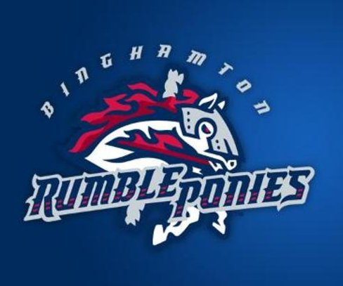New York Mets' Double-A squad renamed 'Rumble Ponies'