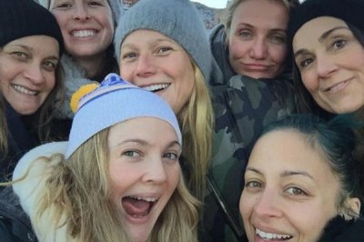 Drew Barrymore shares selfie with Cameron Diaz, Gwyneth Paltrow and Nicole Richie