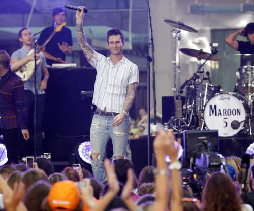 Adam Levine, Maroon 5 to perform on 'The Voice' Tuesday