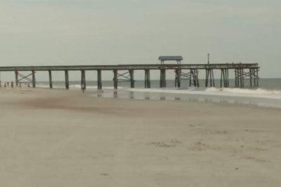 Florida beach reopens after 2 reported shark attacks