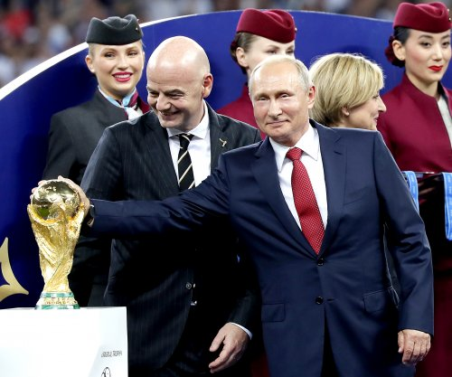 World Cup: Putin thanks fans, volunteers for atmosphere at event