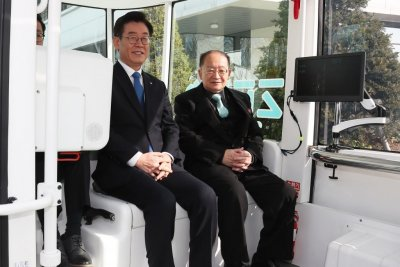 North Korean official visits South Korea's startup cluster