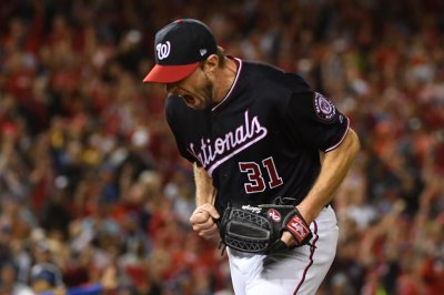 NLDS: Max Scherzer, Nationals top Dodgers to force Game 5