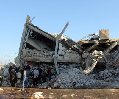 U.N. report: Gov't forces, allies behind attacks on Syria medical centers