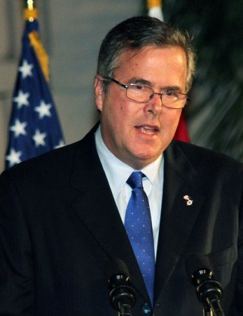 Jeb Bush says he is still undecided on a 2016 presidential run