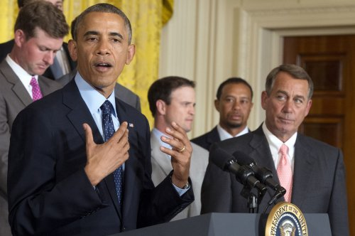 Boehner says he'll sue Obama over executive actions