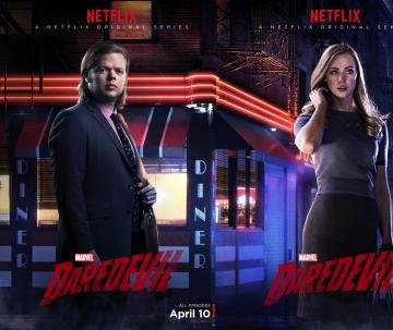 New 'Daredevil' poster features Matt Murdock, Wilson Fisk, Claire Temple