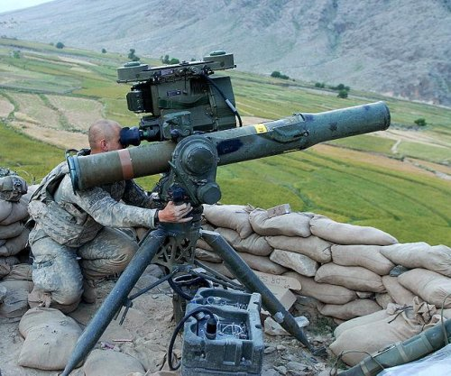 State Dept. OKs TOW missile sale to Lebanon