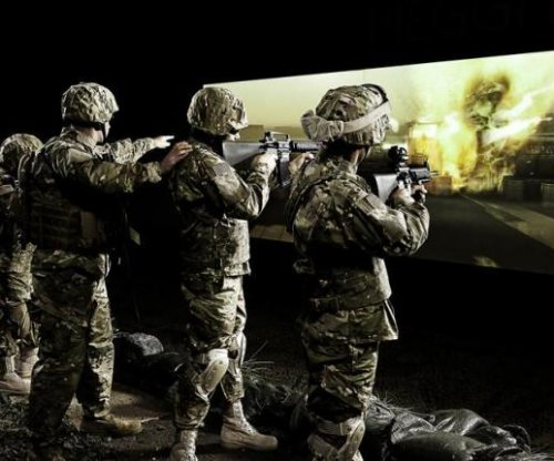 Meggitt to upgrade British military training systems