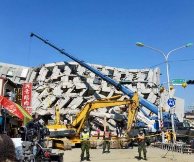 Rescue efforts end after Taiwan earthquake; 116 dead