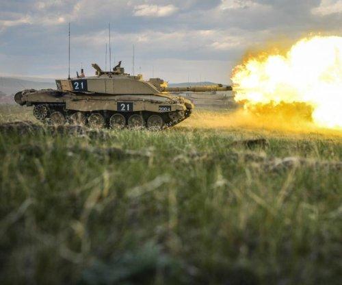 Lockheed and Elbit to team up on U.K. Challenger 2 tank bid