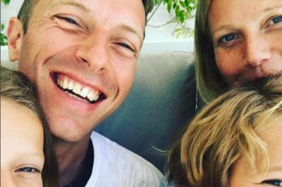 Gwyneth Paltrow shares family photo on Chris Martin's birthday