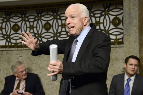 John McCain calls Kim Jong Un 'crazy' and 'fat' during interview