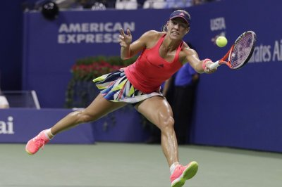 PRESS BOX: No. 1 Angelique Kerber, No. 2 Simona Halep both lose