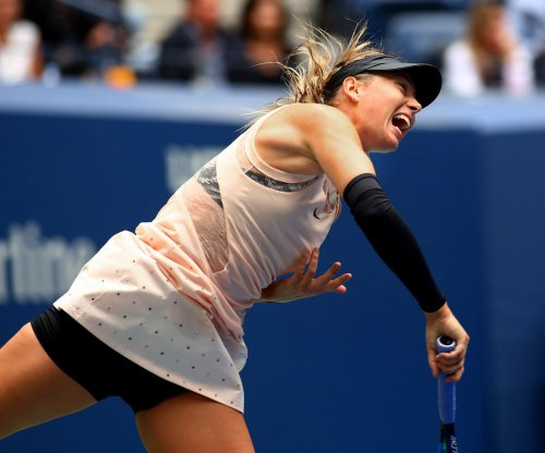 Tianjin Open: Maria Sharapova coasts to semis
