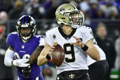 New Orleans Saints have been lucky and good
