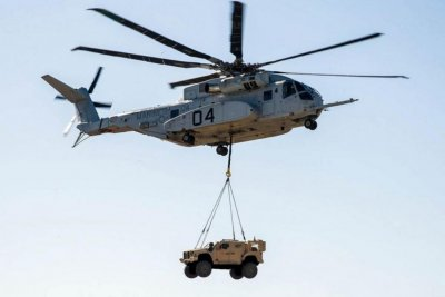 Sikorsky awarded $7M for King Stallion helicopter software, support